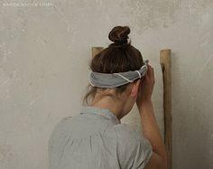 Loose cotton top women plaid shirt long sleeve by newstar2016
