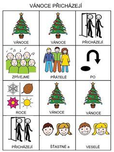 Diy And Crafts, Crafts For Kids, Teaching English, Montessori, Advent Calendar, Preschool, Language, Logos, Holiday Decor