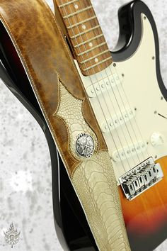 Guitar Solo, Cool Guitar, Bass Guitar Accessories, Rhymes Songs, Cheap Guitars, Leather Guitar Straps, Learn To Play Guitar, Classical Guitar, Custom Leather