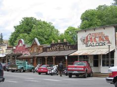 """2. If you live on the west side, head to the mountains to experience our favorite """"Old West"""" town."""