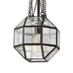Sea Gull Lighting 6534401-782 1-Light Lazlo Pendant
