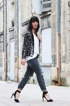 #glitter #fashionblogger #tendance #trend #paillette #blogmode #looks #fbloggers #blogueuse #mode #printemps #ete #2016 #ootd #zara