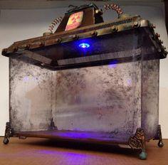 Flesh Eater Tank! - Steampunk / Mad Scientist Lab - #02