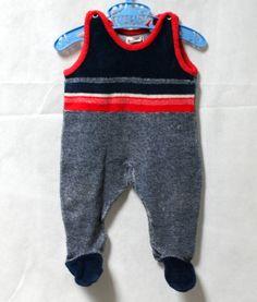 Pyjama Petit Bateau vintage - Dans l'armoire enfant www.lamerelipopette.com