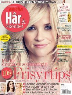 amelia Hår & Skönhet 2012