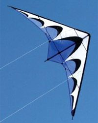"Kratos Ballet Stunt Kite ""Freeze"""