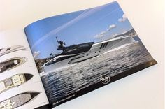 Monaco Yacht Show Brochure