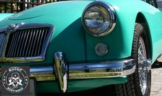 Rogue Body Worx - we loved working on this MG! Knysna, Rogues, Antique Cars, Classic Cars, Projects, Vintage Cars, Blue Prints, Vintage Classic Cars, Classic Trucks