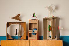 Design Activity 10 Cardboard Automata - jernigan