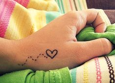 follow your heart tattoo - like it, but idk bout the placement.
