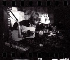 Brian Jones of the Rolling Stones, by Michael Cooper (1969)