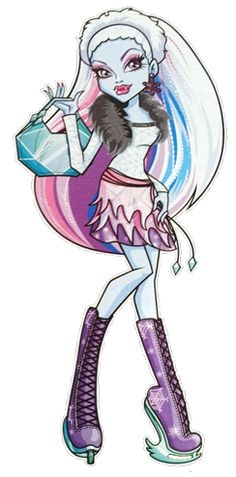 Anyone else thought that Abbey Bominable was the best character in Monster High.....?