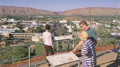 Anzac Hill, Alice Springs Area, Northern Territory, Australia