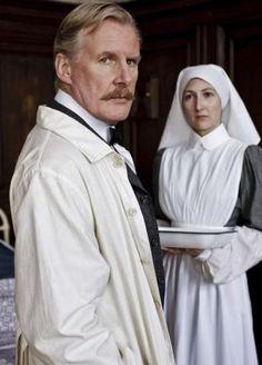 Downton Abbey, Dr.Clarkson