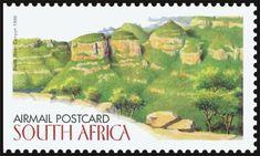 Stamp: Blyde River Canyon (South Africa) (Tourism) Mi:ZA 1225Dl