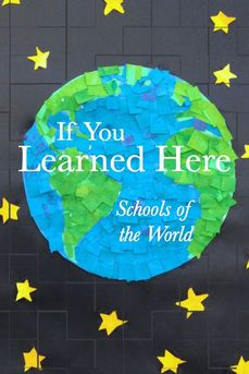 If You Learned Here, Global Collaborative ebook by Carolyn Skibba.