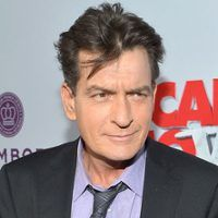 "Looks like someone else is ""winning,"" thanks to Charlie Sheen.  From EOnline"