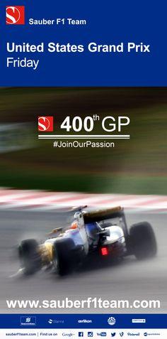 4f6416a873f0 Our practice report from the  USGP - now on sauberf1team.com en  -  F1   SauberF1Team  JoinOurPassion  Formula1  FormulaOne  motorsport