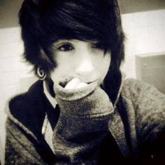 Emo Boys with Beanies | Emo Boys | via Facebook | We Heart It