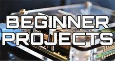 Raspberry Pi Beginner Projects