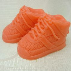 2-Adidas Shoes Silicone Mould Handmade Soap Mold Candle Mold #wholeport