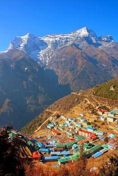 Nepal, Asia Mountains