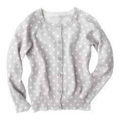 Cherokee Infant Toddler Girls' Cardigan @Target, apparently I have a sweater for Alanna obsession