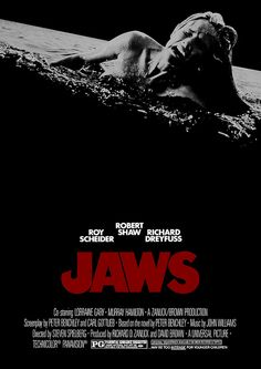 JAWS by Owain Wilson, via Flickr