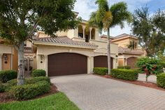 Immaculately Maintained Coach Home!. This 3 bedroom 3 bathroom Condo located at 2713 Callista Court #103, Fiddler's Creek - Callista, Naples, Florida is presented by Michelle Thomas GRI, CREN, CLHMS of Premier Sotheby's International Realty.