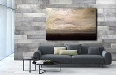 Cool Furniture, Flat Screen, Throw Pillows, Landscape, Artist, Home, Cushions, Flat Screen Display, Scenery
