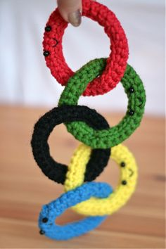 Olympic Inspired Projects and Treats | Create Craft Love
