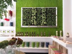 "During Milan Design Week 2016, MOSSMANIA opens its first showroom devoted entirely to interior products made of Nordic moss. From table tops to lamps to the walls themselves, moss takes center stage as a renewable resource that now holds promise as a material for indoor spaces -- with zero maintenance.  Up until now, moss has mostly featured in outdoor landscaping and green walls. By ""stabilizing"" the moss, the 100% natural material is made suitable for indoor applications.   The moss…"