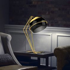 Black Widow Table Lamp - a piece with a strong #personality, inspired by the #master of the art of #weaving. The Black Widow, known as a fatal predator, is represented in the form of a #sensory piece, with extreme #elegance.