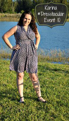 Karina Dresses #Dresstacular Event 10 | Makobi Scribe