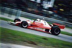 1976 Clay Reggazoni Ferrari 312T2
