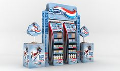 Aquafresh Mass Display Medium