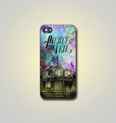 Pierce The Veil Band Nebula Sky  iPhone 4/4s iPhone by SevenIcons, $14.00