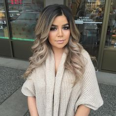 Hair Trends & Tutorials Picture DescriptionFabulous Ash Blonde Hair Colors – Best Hair Color Trends 2017 – Top Hair Color Ideas for You Balayage Blond, Bayalage, Balayage Highlights, Ashy Blonde Balayage, Hair Color And Cut, Best Hair Color, Gorgeous Hair, Hair Looks, Hair Trends