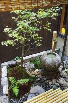 asian garden # 10 Beautiful Japanese Style Garden Projects You Can Do Japanese Garden Backyard, Japanese Garden Landscape, Small Japanese Garden, Japanese Garden Design, Japanese Gardens, Japanese Style, Japan Garden, Garden Modern, Serenity Garden