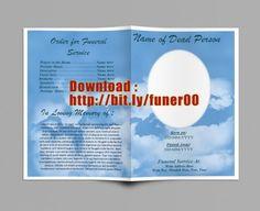 Programa Funeral Gratis Plantilla Microsoft Word