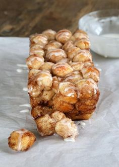 Super Easy Gluten Free Monkey Bread
