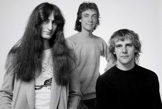 Rush DUDES!!!! Geddy Lee, Neil Peart & Alex Lifeson of Rush