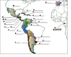 Los paises en los que se habla español !