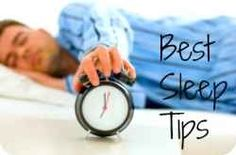 Help With Sleep