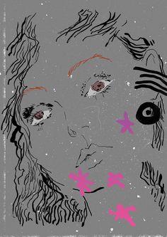'Dreamy Girl' Illustrated by Eunjeong Yoo