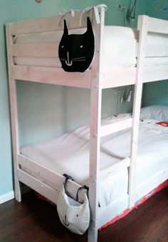 Girls Bedroom, Bunk Beds, Ideas Para, Diy, Furniture, Home Decor, Toddler Pajamas, Craft, Girls Pajamas