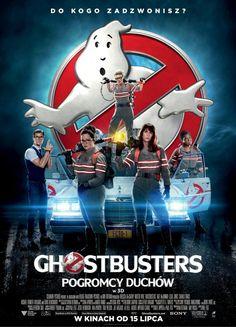 Ghostbusters Pogromcy duchów (2016) Napisy PL obejrzyj cały film online