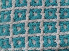 Crochet (Blanket for baby)