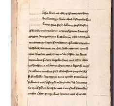 Newly digitized manuscript in Manuscriptorium Digital Library is Lectiones epistolarum; Passiones secundum quattuor evangelistas V C 2 from beginning of 15th century. Text was complitely written, but we are missing any initials (see vacant places at the beginning of each text). 15th Century, Czech Republic, Initials, Collections, Writing, Digital, Places, Being A Writer, Bohemia