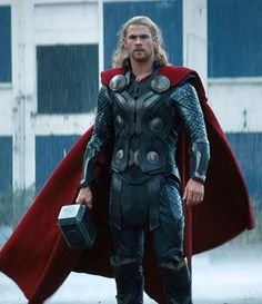 I got Thor! Which Marvel Movie Character Are You?